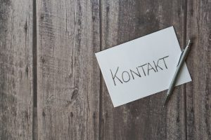 Kontakt | Background | Kommunikation